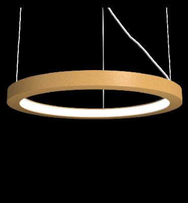 Pendente Anel Cilíndrico 70cm