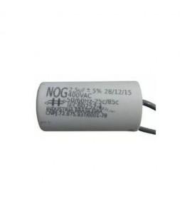 Capacitor 2,5uF 2 fios