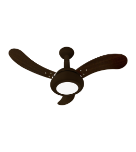 Ventilador de teto One LED