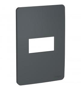 Placa 4x2 1 posto Stellar Black Orion