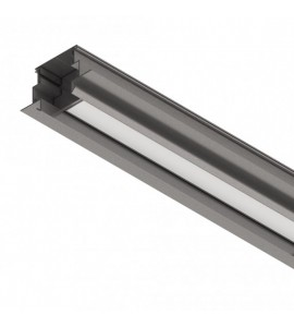 Perfil LED de embutir K35 SLED9018