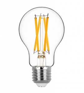 Lâmpada Bulbo filamento LED 7W 2700K - Stella