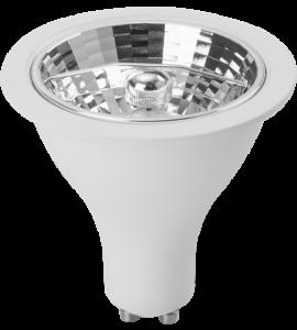 Lâmpada AR70 LED 4,8W 2700K - Intral