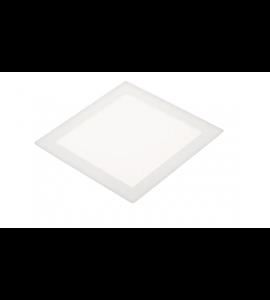 Painel LED embutir quadrado branco 32W 3000K - Pix