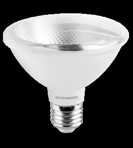 Lâmpada PAR30 LED 10W 4000K - Save Energy