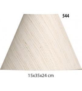 Cúpula Cônica 15x35x24cm Greco