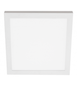 Painel LED sobrepor quadrado 40W 5700K - Stella
