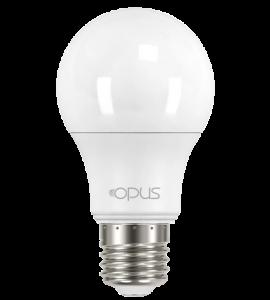Lâmpada bulbo A60 LED 9,8W 4000K - Opus