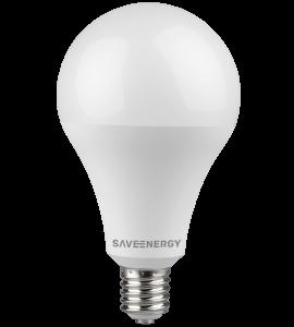 Lâmpada Bulbo A140 LED 40W 6500K - Save Energy