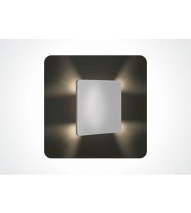 Arandela alumínio LED
