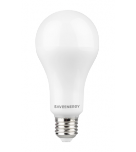 Lâmpada bulbo LED 15W 6500K - Save Energy