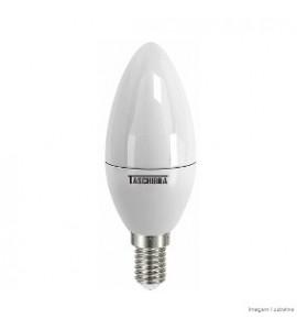Lâmpada vela LED 3,1W 6500K - Taschibra