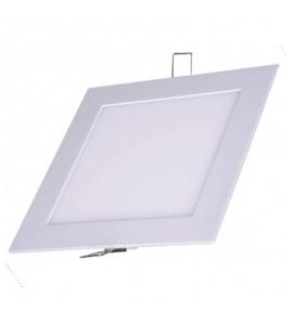 Painel LED Embutir 20W 3000K 22,5x22,5cm - Save energy