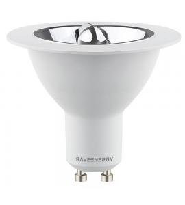 Lâmpada AR70 LED 4,8W 2700K - Save Energy