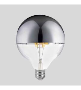 Lâmpada de filamento LED G95 defletora 6W 2200K GMH