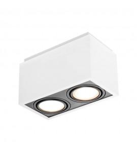 Plafon Box 2xPAR20 BT