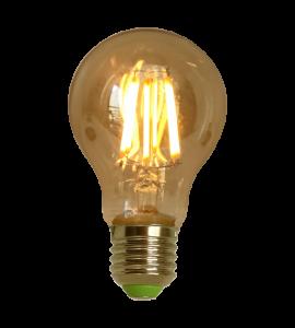 Lâmpada de filamento LED A19 4W 2200K GMH