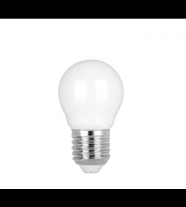 Lâmpada Mini Bulbo Milky LED 2W 2700K - Stella