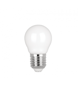 Lâmpada LED Mini Bulbo Filamento Milky 2,5W 4000K - Stella