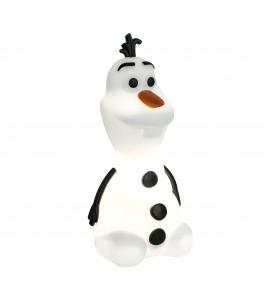 Luminária Olaf Disney