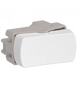 Módulo interruptor intermediário 10A branco Miluz