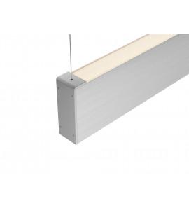 Perfil pendente LED 30mm
