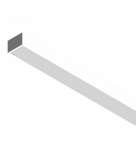 Perfil Slim Sobrepor 2,54x1,8cm BT