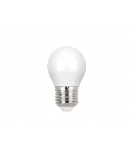 Lâmpada Mini Bulbo LED 3W 2700K - Stella