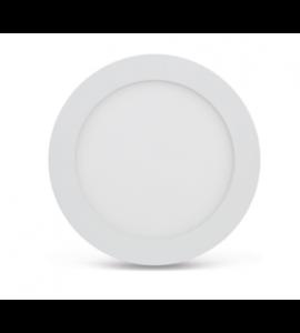 Painel LED embutir redondo 12W 4000K 17,2cm Save Energy