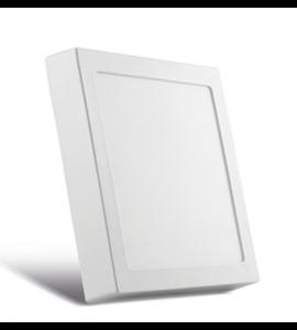 Painel LED sobrepor quadrado 12W 4000K 17cm Save Energy