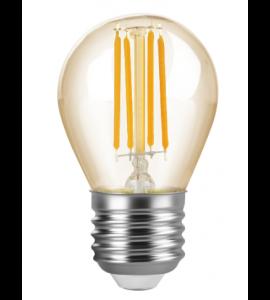 Lâmpada G45 filamento vintage LED 4W 2200K Save Energy