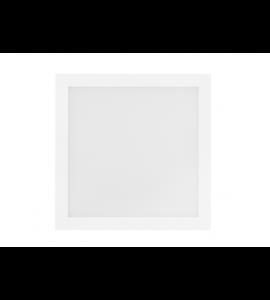Painel LED embutir quadrado branco 30W 5700K - Stella
