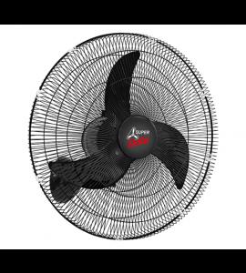 Ventilador oscilante parede super delta 65cm preto