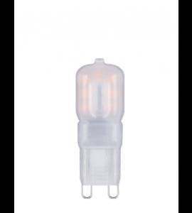 Lâmpada G9 LED 2,5W 3000K - Stella