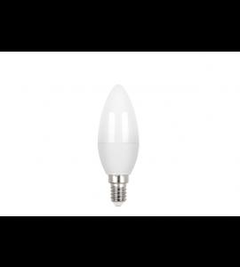 Lâmpada Vela Fosca LED E14 3W 2700K - Stella