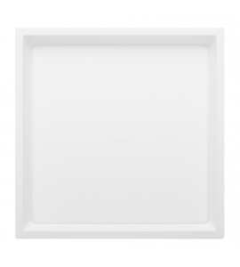 Painel LED sobrepor quadrado Deep 24W 3000K - Stella