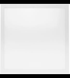 Painel LED Slim embutir quadrado 40W 3000K 62cm Stella