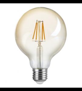 Lâmpada Balloon filamento vintage LED 4W 2200K Save Energy