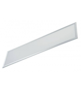 Painel LED embutir retangular 36W 3000K 30x60 Bella