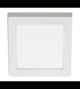 Painel LED sobrepor quadrado 24W 3000K 30cm Stella