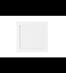 Painel LED embutir branco 12W 4000K 17cm - Stella