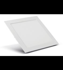 Painel LED embutir Quadrado 12W 4000K 17x17cm - Save Energy