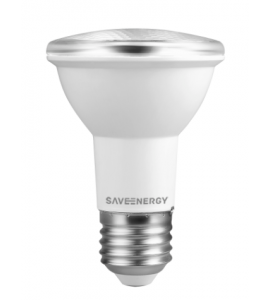 Lâmpada PAR20 LED 7W 6500K - Save Energy