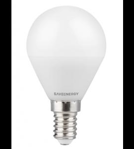 Lâmpada bolinha G45 LED 3W 2400K Save Energy