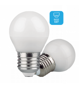 Lâmpada G45 LED 3W 2400K Save Energy