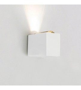 Arandela Lens LED 6W 2700K BT